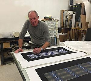 Photographic Constructs: Porsche 918 – Fine Art Exhibition at Grand Opening of Porsche Design Store, Salt Lake City