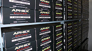Aphex Moves HQ To Salt Lake City